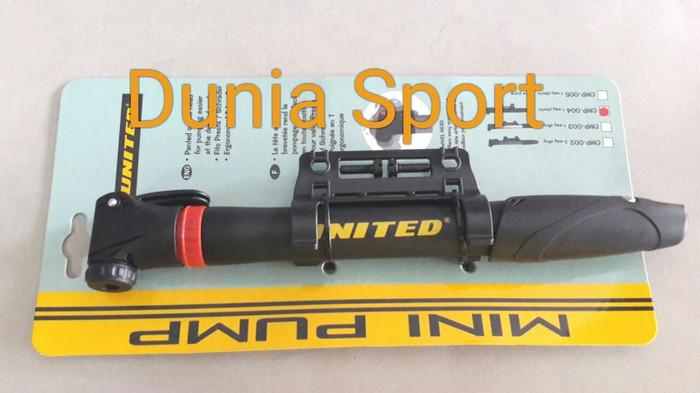 Foto Produk Pompa Tangan / Pompa Sepeda United dari Dunia Sport