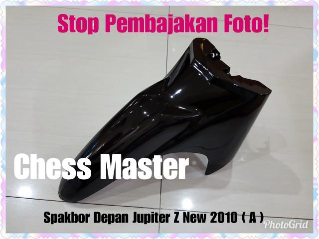 harga Spakbor depan yamaha jupiter z new 2010 robot (a) Tokopedia.com