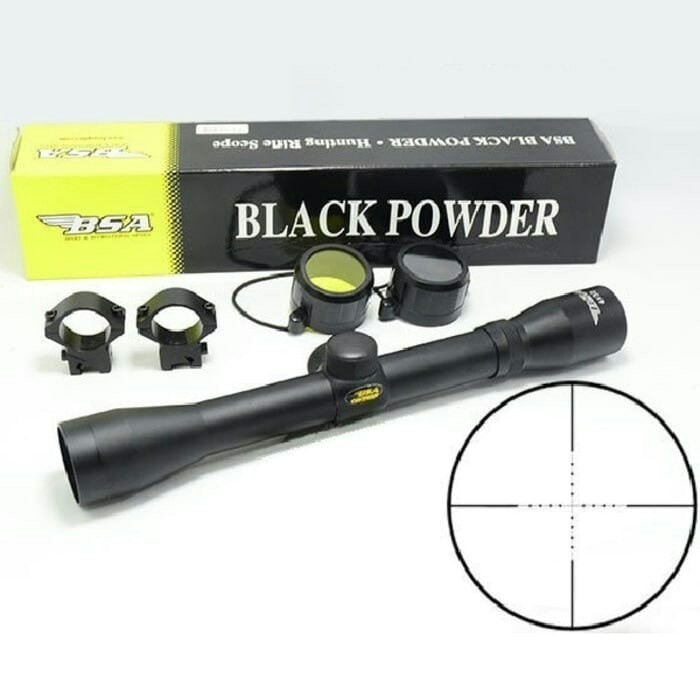 harga Tele / teleskop senapan bsa black powder 4x32 Tokopedia.com