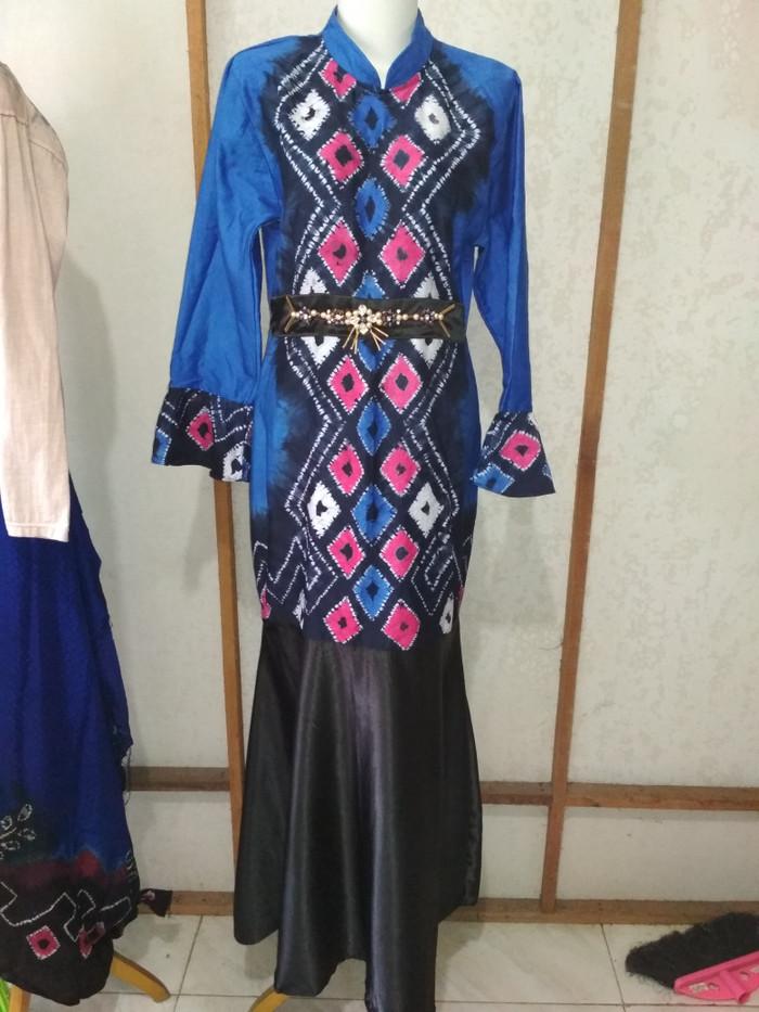 Jual Gamis Dress Duyung Sasirangan Kota Banjarmasin Arji Shop Tokopedia