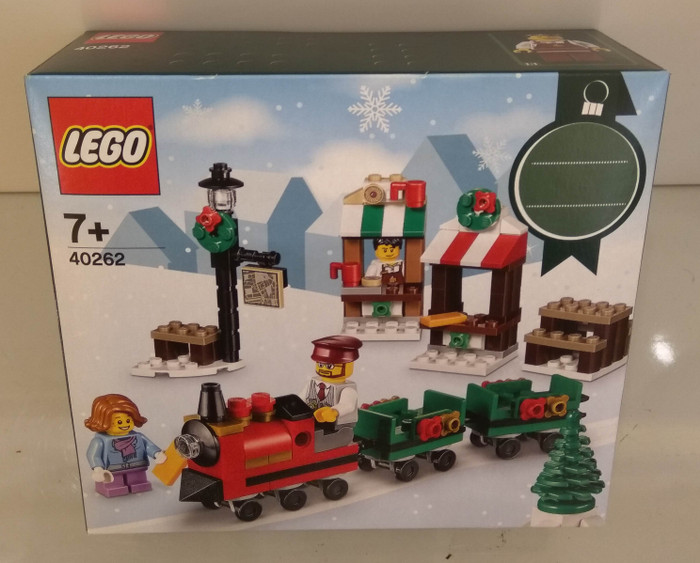 harga Lego seasonal 40262 christmas train ride Tokopedia.com