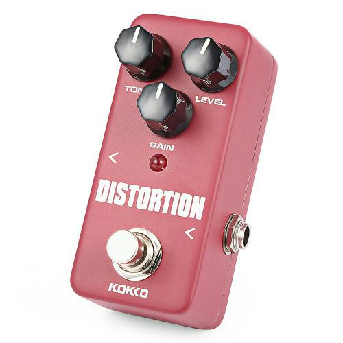harga Efek gitar kokko distortion pedal stompbox distorsi termurah Tokopedia.com