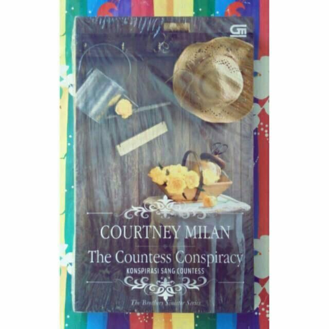 harga The countess conspiracy by courtney milan Tokopedia.com