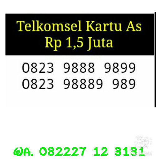 Info Perdana As Triple Hargano.com .