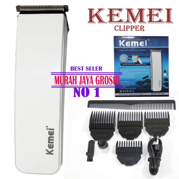 Baby clipper Kemei KM 3530 Alat cukur untuk anak suara halus - charger d28866a317