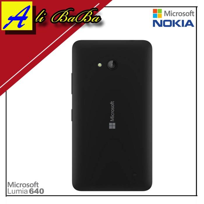 harga Backdoor handphone nokia lumia 640 back cover tutup baterai nokia 640 Tokopedia.com