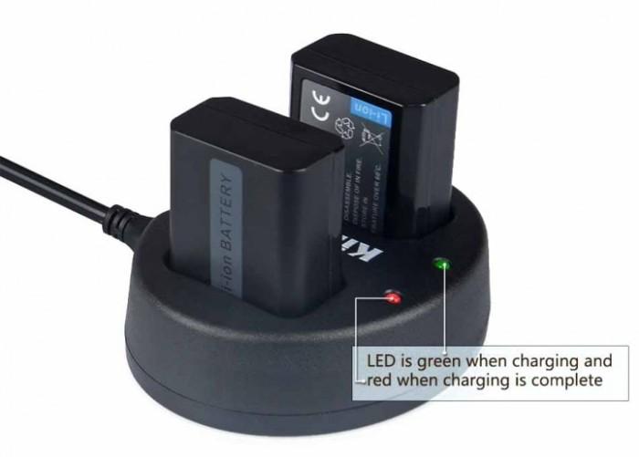 harga Original kingma dual charger battery np-fw50 2 set batteries - olb2752 Tokopedia.com
