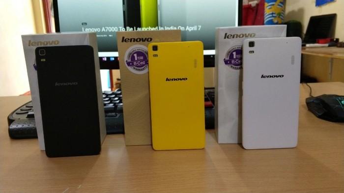 Lenovo a7000 [ram 2/8gb] - garansi distributor 1 tahun