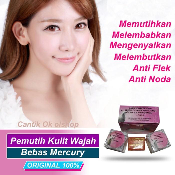 Pemutih wajah / pelembab wajah / pelembut wajah / best seller