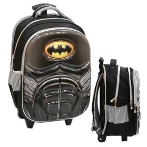 Jual Tas Trolley Anak SD Import - Batman Soft Hard Cover 6D Diskon ... af6abca036