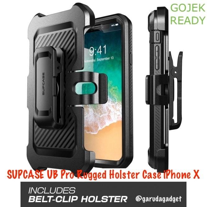 harga Supcase iphone x ub pro rugged holster case original iblason promo Tokopedia.com