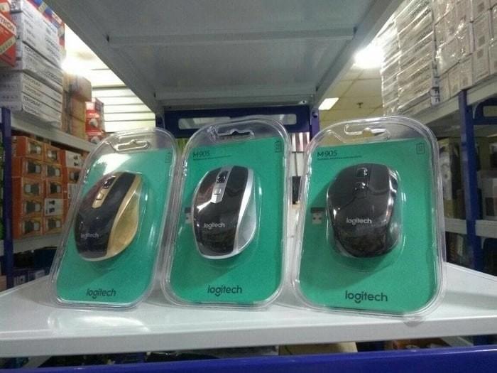 harga Mouse wireless logitech m905 Tokopedia.com