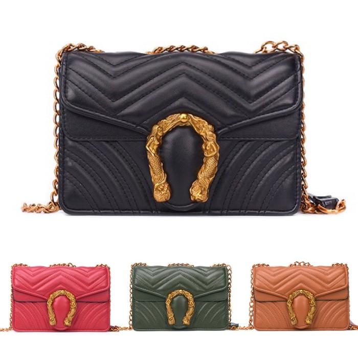 34f232ab6d1d Jual Tas Selempang Gucci Small Dionysus Leather Shoulder Bag Fashion ...