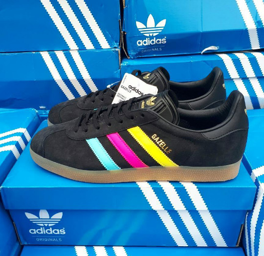 harga Adidas gazelle cmyk original Tokopedia.com