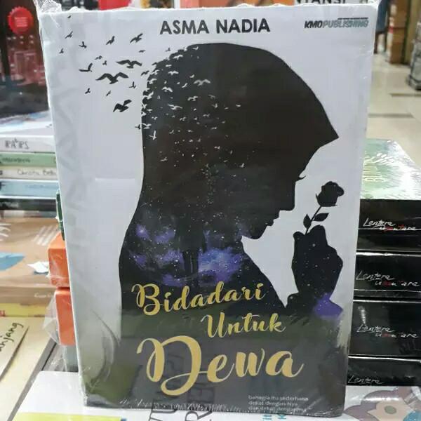 Info Novel Asma Nadia Hargano.com