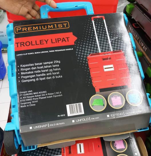 harga Trolley lipat Tokopedia.com