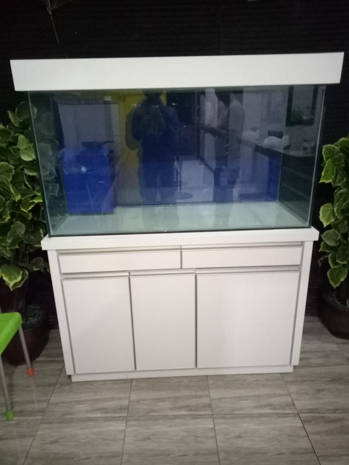Jual Cabinet Aquarium Meja Aquarium Lemari Aquarium Minimalis Kokoh Murah Kota Tangerang Aquaticqi Tokopedia