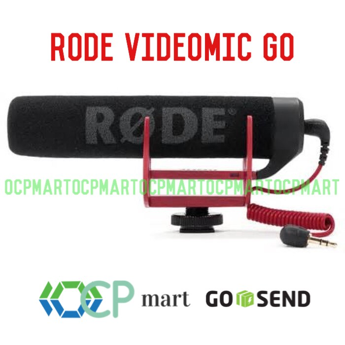 harga Mic rode videomic go microphone rode video mic go videomicgo slr Tokopedia.com