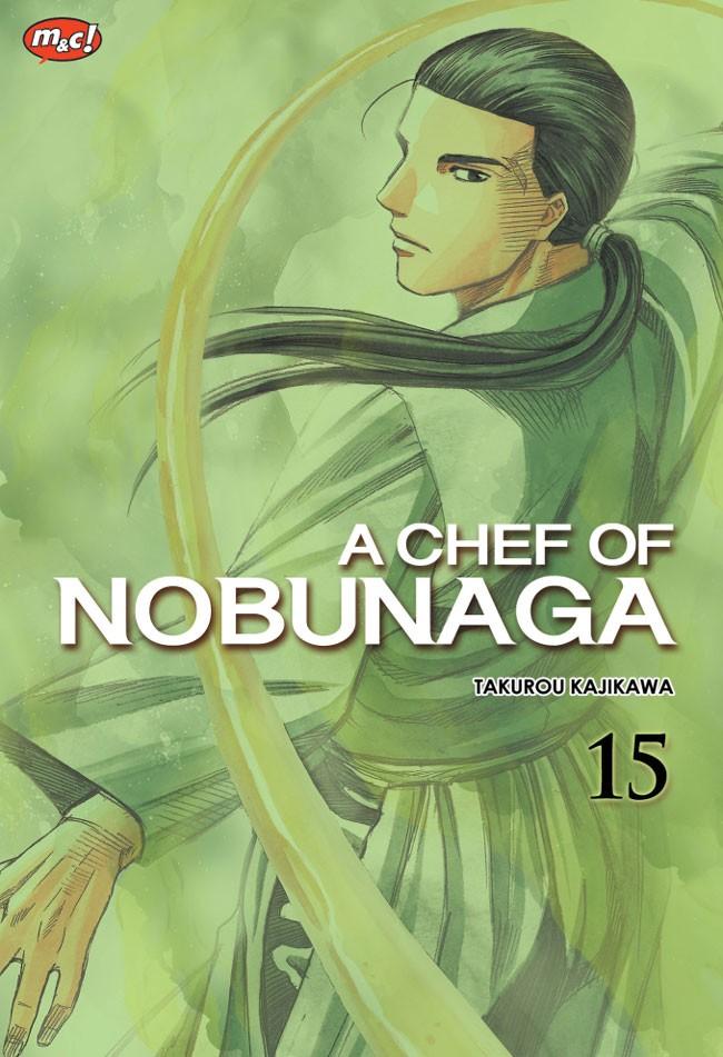 harga A chef of nobunaga 15 Tokopedia.com