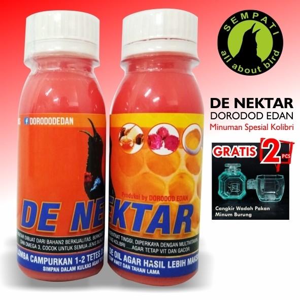 harga De nektar nectar minuman burung kolibri Tokopedia.com
