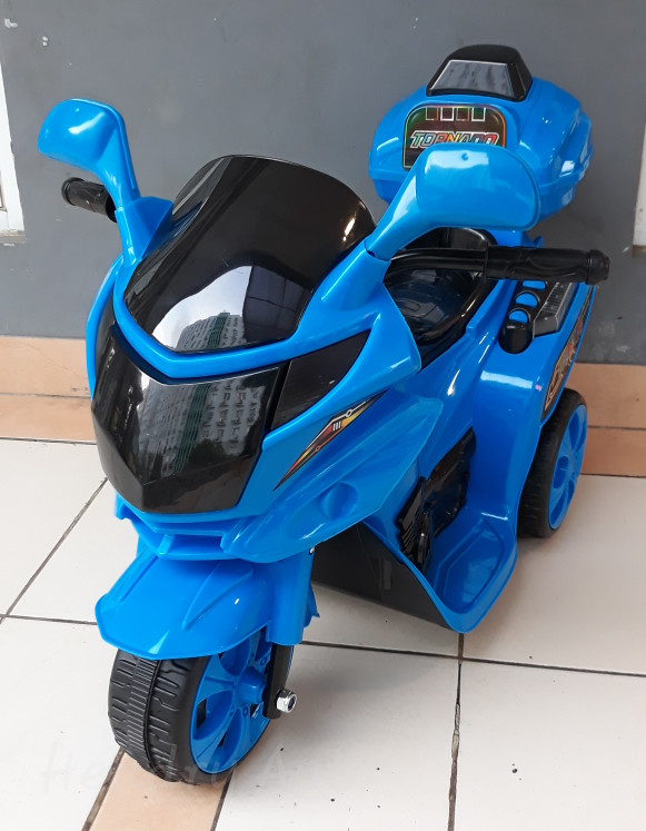 harga Mainan motor aki tornado Tokopedia.com
