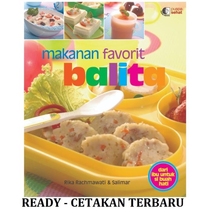 harga Buku menu mpasi dan resep : makanan favorit balita best seller murah Tokopedia.com