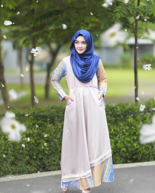 Jual Promo Gamis Katun Ima Royal Platinum Mix Batik