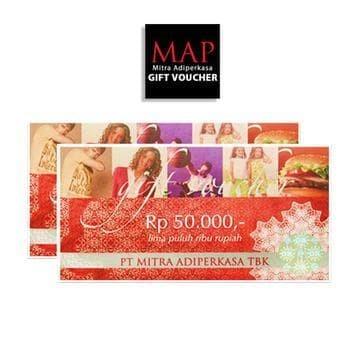 Voucher MAP 50rb - 100rb / 50.000 - 100.000