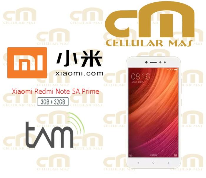 Harga Jual Produk Xiaomi: Xiaomi Redmi Note 5A Prime RAM 3GB