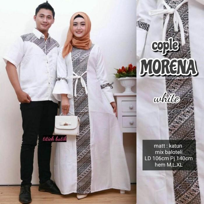 Jual Baju Batik Couple Arabella Juragan Batik Solo