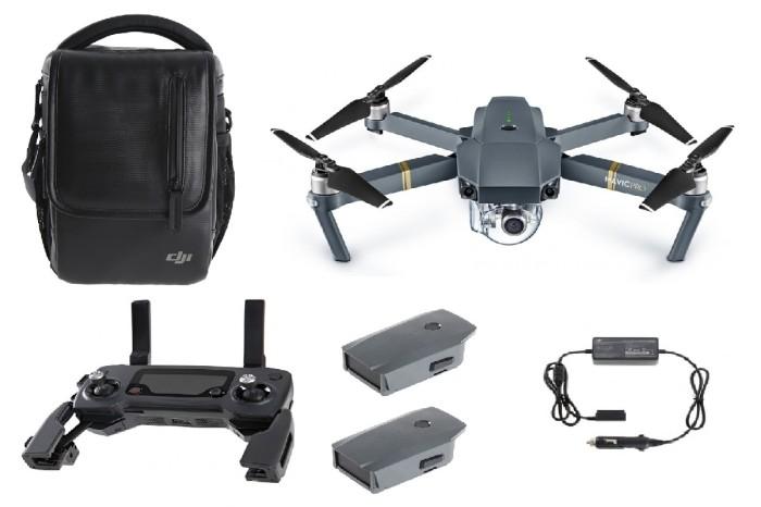 Jual Drone Quadcopter DJI Mavic Pro Combo - Jakarta Utara ...