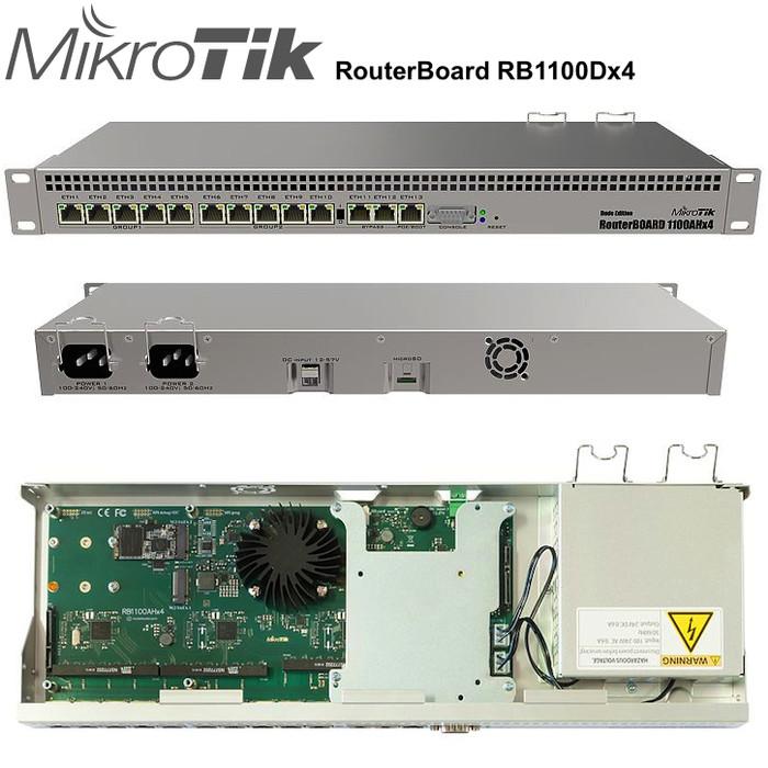 harga Mikrotik rb1100dx4 Tokopedia.com