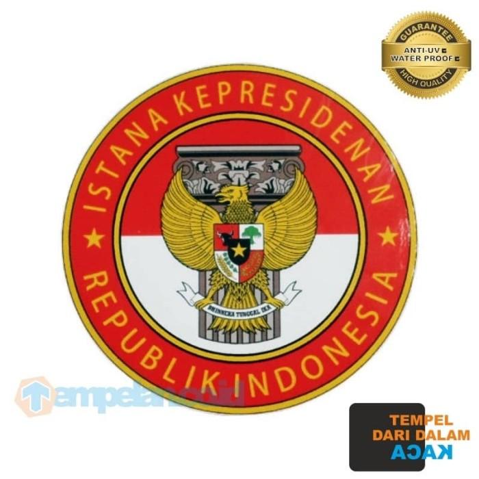 harga Stiker istana kepresidenan ri (tempel dalam kaca) Tokopedia.com