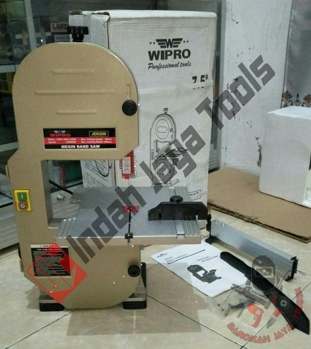 harga Band saw wipro 7.5  jdd 200 - mesin gergaji listrik Tokopedia.com