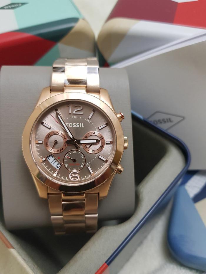 harga Harga 850 rb d 38mm . fossil es3885 original resmi include tin box Tokopedia.com