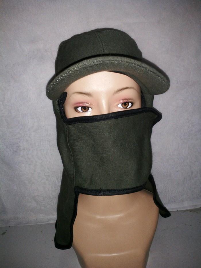 Jual Topi jepang masker topi mancing murah kupluk kemping kemah anti ... 31ae9fb1c3