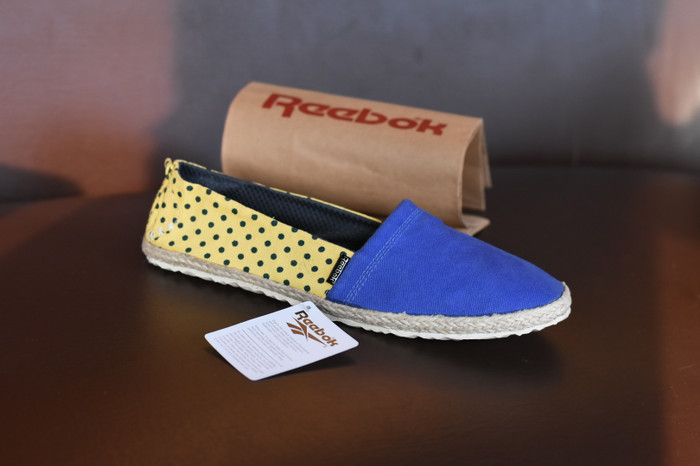 harga Sepatu reebok casual voila slop slip on santai tanpa tali - rs 09  Tokopedia. 1362b945e4