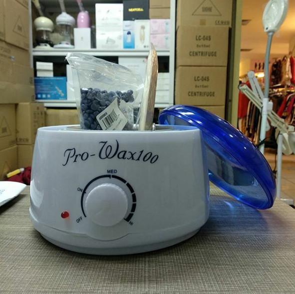 harga Pro wax 100 pemanas waxing free hardwax dan spatula Tokopedia.com