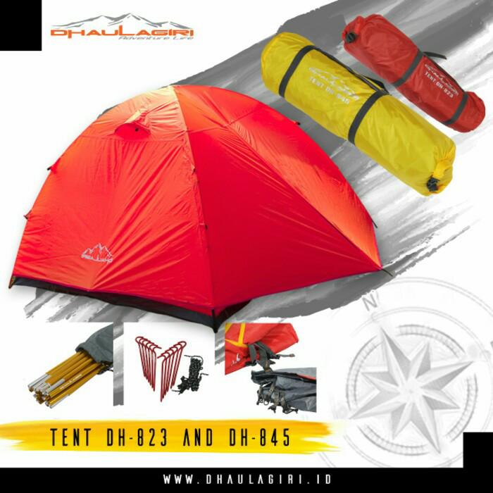 harga Tenda ultralight dhaulagiri kap 2-3 orang bukan great outdoor consina Tokopedia.com