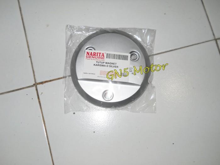 TUTUP BLOK KOPLING KARISMA D / SUPRA X 125 LAMA / cover mesin protetor