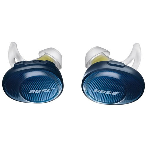 harga Bose soundsport free true wireless earbuds headphones navy (biru) Tokopedia.com