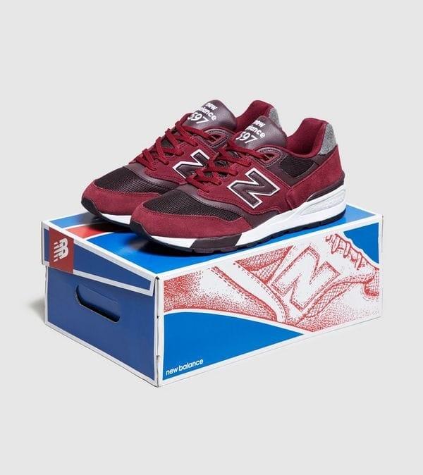 best website f0896 078f3 Jual sepatu New Balance original 597 red ML597NEC - Kab. Banyumas -  sepatuoriginale | Tokopedia