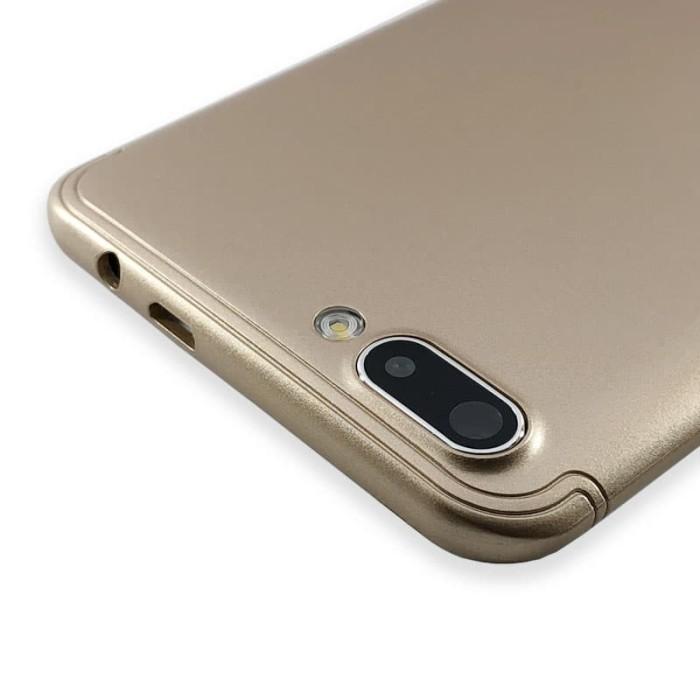 Brandcode L1F [8 GB / 1 GB / 4G Lte / Face Unlock / Garansi Resmi] - gold