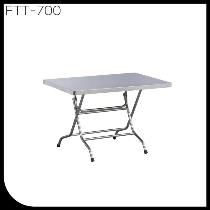 meja kerja/meja belajar/meja komputer/meja kantor lipat ftt-700