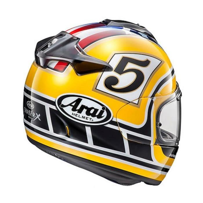 Arai Vector-X Edward Legend Helm Full Face - 1