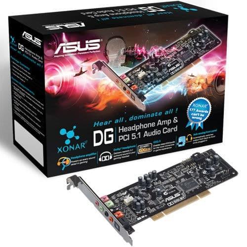harga Asus xonar dg - pci sound card Tokopedia.com