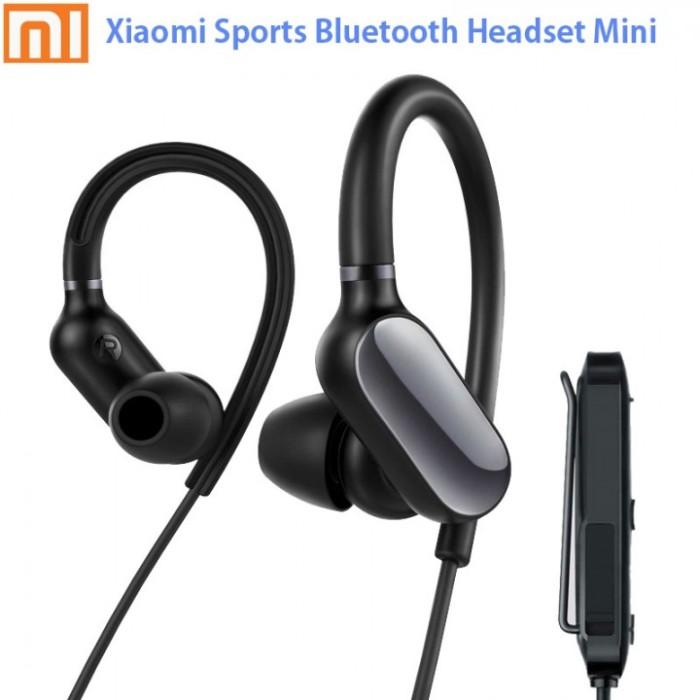 harga Original xiaomi bluetooth music sport earphone headset - mini version Tokopedia.com