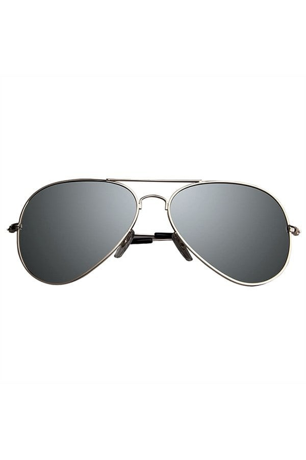 OEM Vintage Pria Penerbang Kacamata Hitam HD Terpolarisasi Cermin Kaca