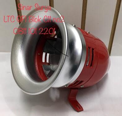 harga Motor siren 220v ms390 bodi besar sirine sirene Tokopedia.com