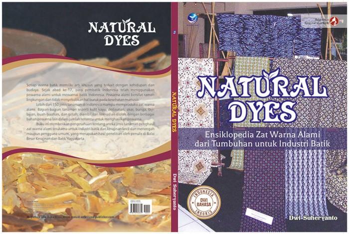 harga Natural dyes ensiklopedia zat warna alami dari tumbuhan Tokopedia.com